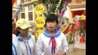 4.Lễ đón bằng Trường chuẩn QG-Hội trại THCS Đoàn Thị Điểm,Yên Mỹ, Hưng Yên(30/3/2012)-4