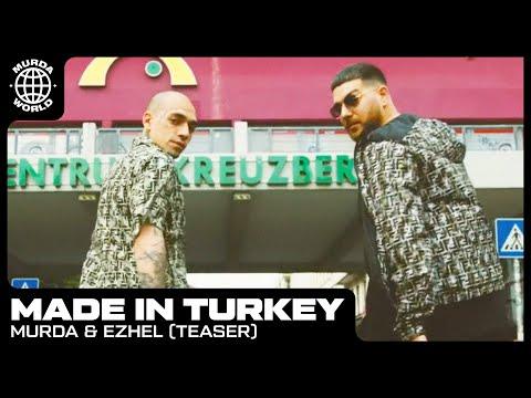Murda & Ezhel - Made In Turkey (prod. Ramiks & Roselilah) - OFFICIAL TEASER