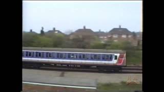 UK - Southcote Junction 1982 & 1991 Western Region 205 Thumper