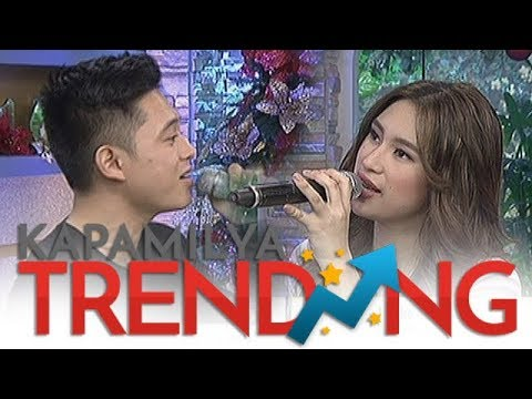 JereBela sing 'Like I'm Gonna Lose You'