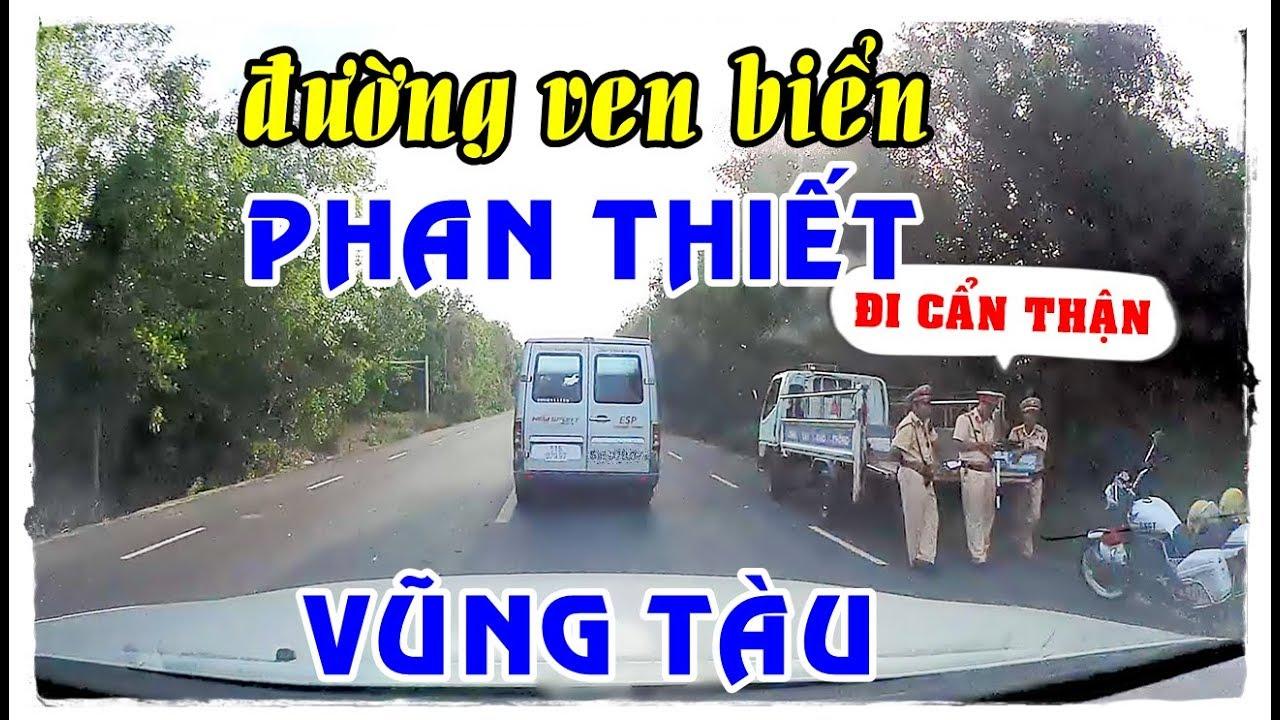 Hành trình từ Phan Thiết đi Vũng Tàu bằng đường ven biển