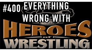 Episode #400: Everything Wrong With Heroes Of Wrestling (400TH SINS VIDEO SPECIAL)