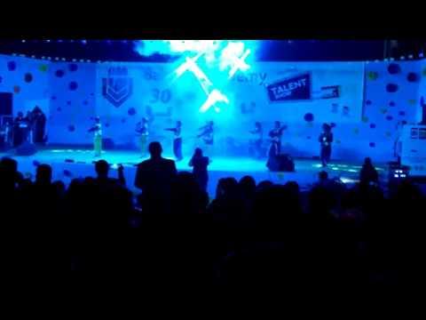BREATHLESS NON STOP DANCE BALDWIN ACADEMY PATNA TALENT HUNT 2017