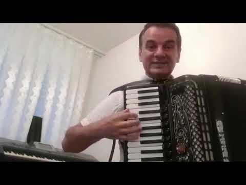 Eso Balić-svijet muzike i učenja sviranja harmonike - drugi čas