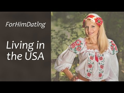 Ukrainian Women living in the USA