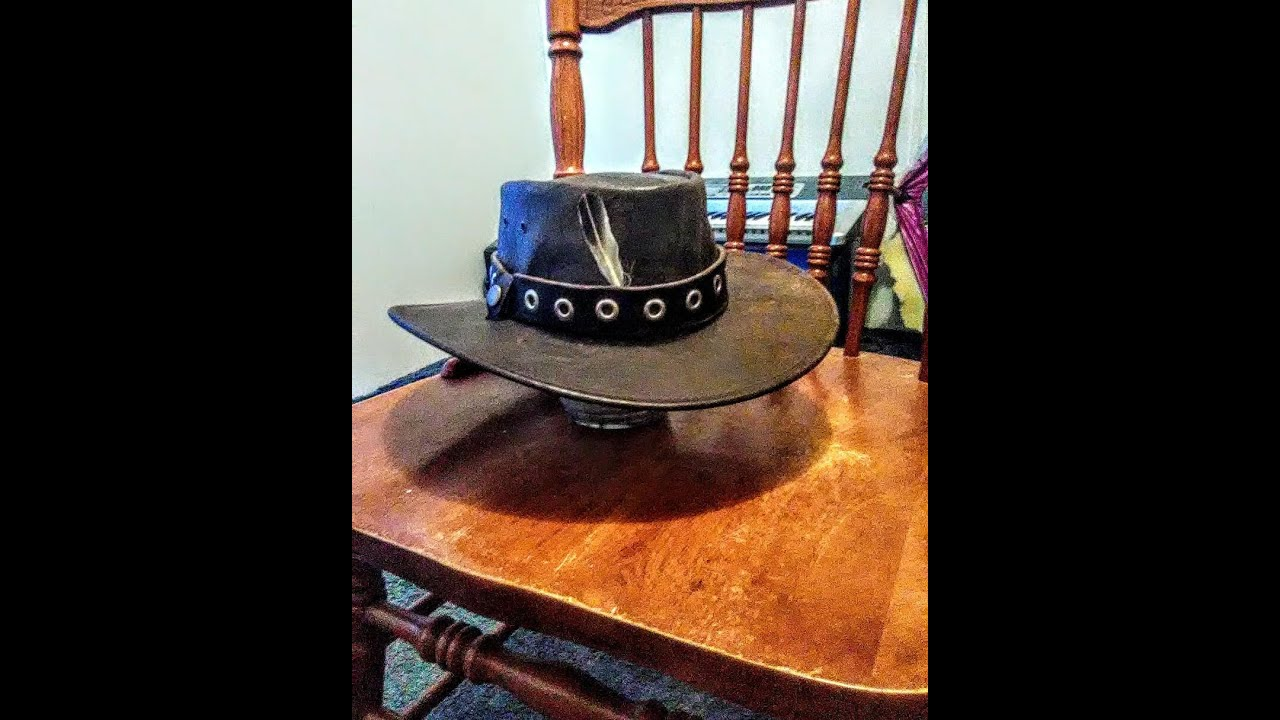 John Marston S Hat In Real Life