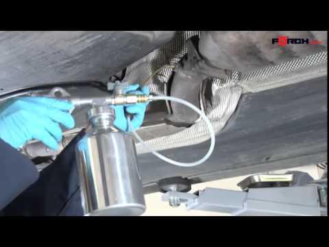 W Ultra Förch - Zmywacz do filtrów cząstek stałych w samochodach z OR01
