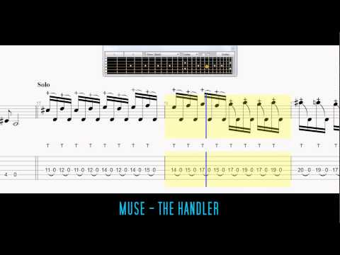 Muse - The Handler Guitar Tabs