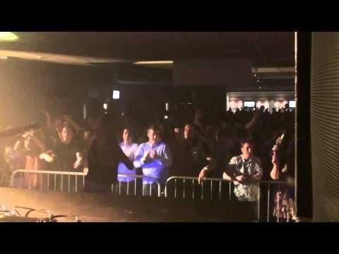 Mark Sherry @ Eastersensual (Ayr Racecourse - 24/04/11) playing 'Binary Finary' (Gouryella Remix)