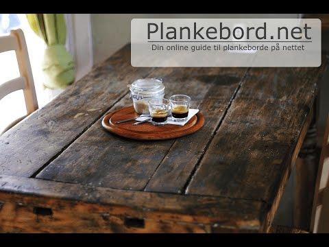 lav selv plankebord