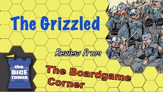 The Grizzled Review - with  BoardGame Corner