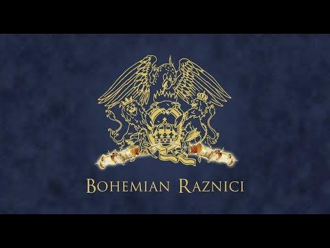 Bohemian Raznici Parodia in dialetto triestino - Maxino & Friends