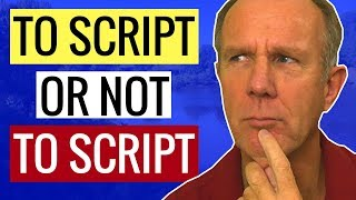 How To Write A Script For A YouTube Video