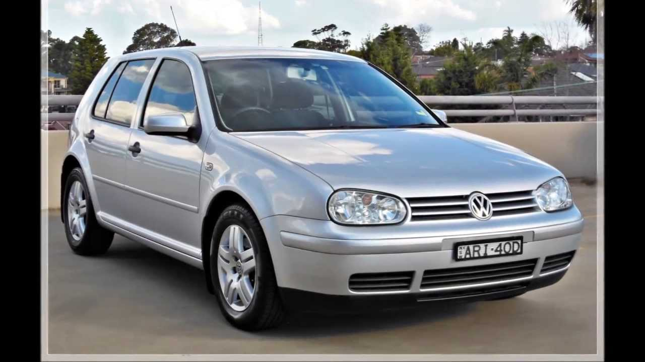 vw golf 2 0 generation 2004 5 speed with 79000kms for sale in chatswood youtube. Black Bedroom Furniture Sets. Home Design Ideas