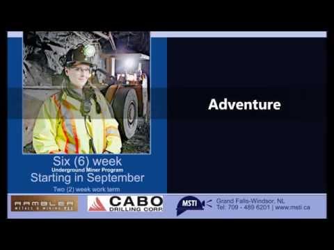 Underground Miner Program