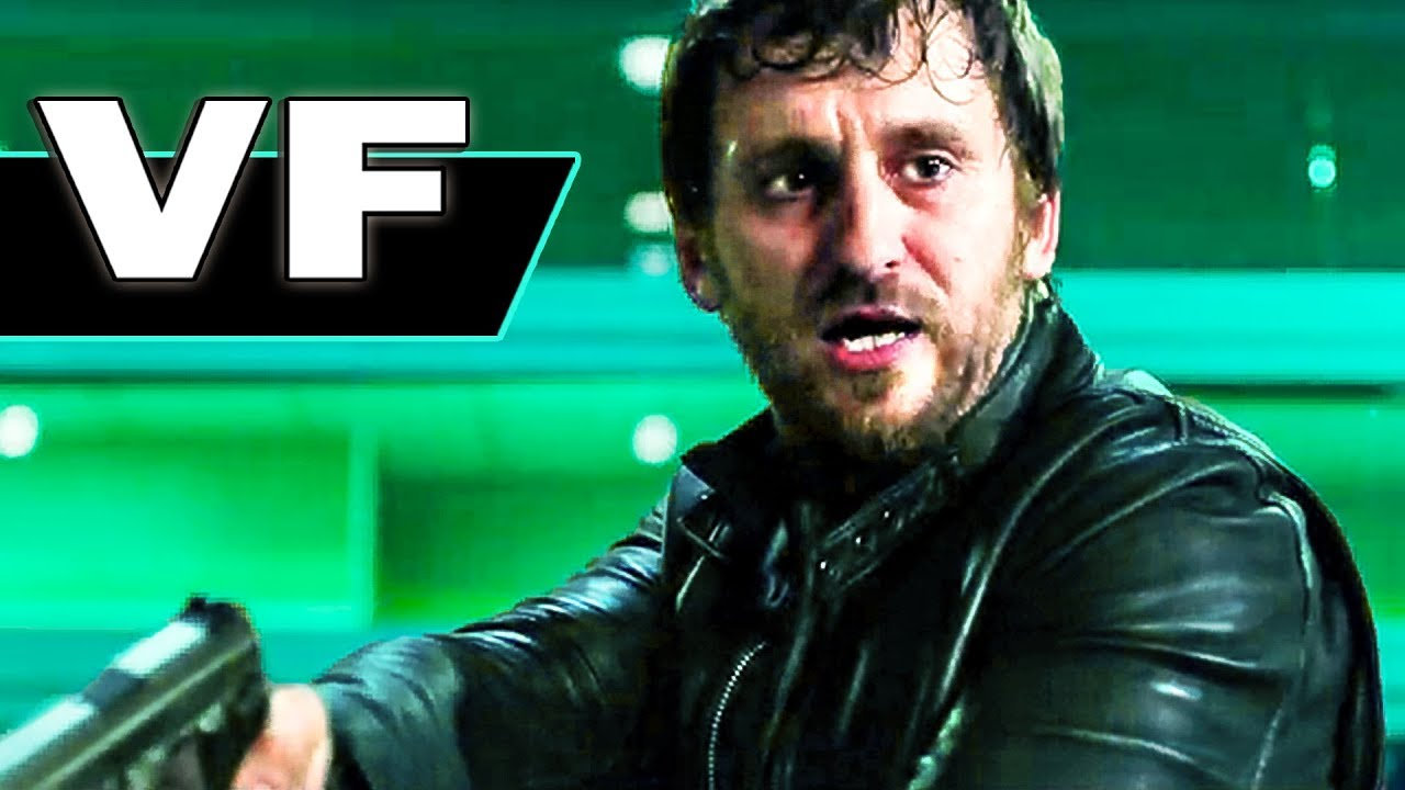 Film L'AVERTISSEMENT Bande Annonce VF (2018) Thriller, Netflix