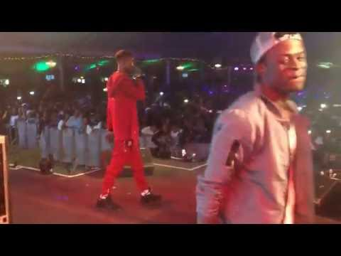 Duncan & DangerFlex On stage (FACT DURBAN ROCKS 2016) senghleli