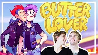 BUTTER LOVER - Gay Short Film REACTION!