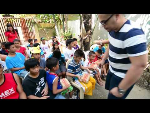 Gifo Store Philippines outreach program