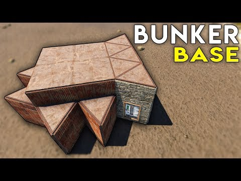 RUST BUNKER BASE | Easy MODULAR Hard to RAID thumbnail