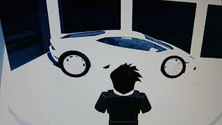 Buyoing my dream car in roblox