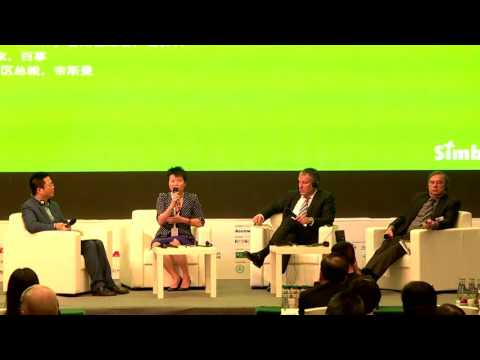 "FBIF2016 Panel Discussion:Beverage Innovation to be the""One"
