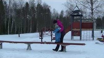 Yksityinen perhepäivähoitaja Marja-Liisa Koponen