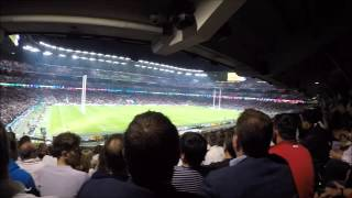 Swing Low - England vs Fiji RWC 2015