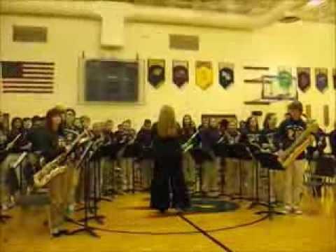 Streetsboro Middle School Bands