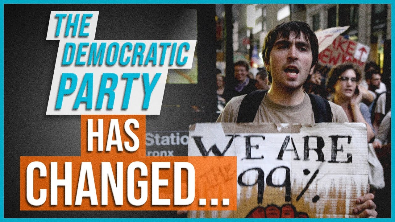 The Democratic Party has Changed...