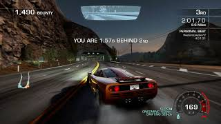 Need For Speed Hot Pursuit(Mclaren F1,Faster than Light)