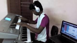 Aaluma Doluma - Vedhalam Keyboard