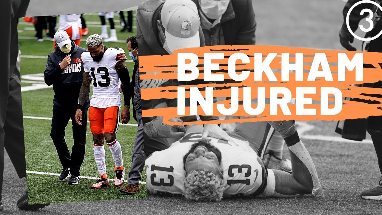 Cleveland Browns WR Odell Beckham Jr. out for game with knee ...