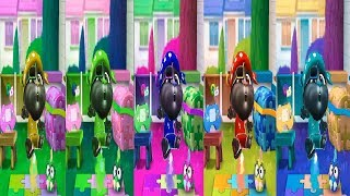 Colors Reaction Compilation My Talking Tom 2 - Android Gameplay HD