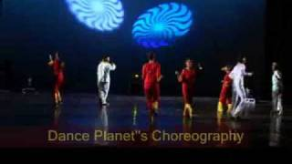 Bollywood Retro Dance Choreography by Dance Planet