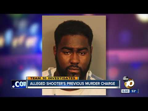 MORNING NEWS - Alleged Hillcrest Shooter Had Previous Murder Charge