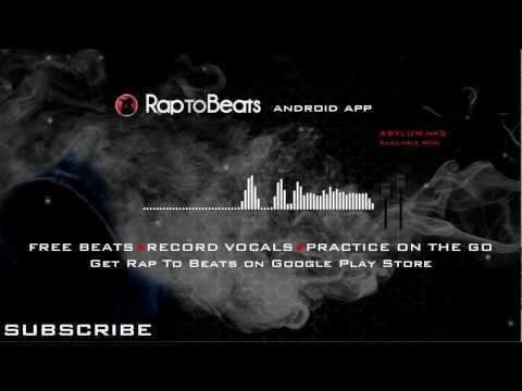 FREE RAP BEAT  Classic 808 Trap  CLUB BANGER  Asylummp3 Rap To Beats App