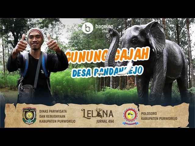 Wisata Gunung Gajah Desa Pandanrejo #JurnalLelana494