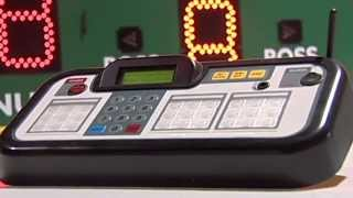 Scoreboard Service Company - Outdoor Scoreboard Wireless Replacement Spanish Version