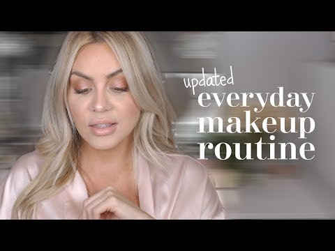 Updated Everyday Makeup Routine + talking confidence and Social Media