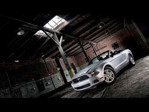 Tim Wallace Shows How To Light A Muscle Car Youtube
