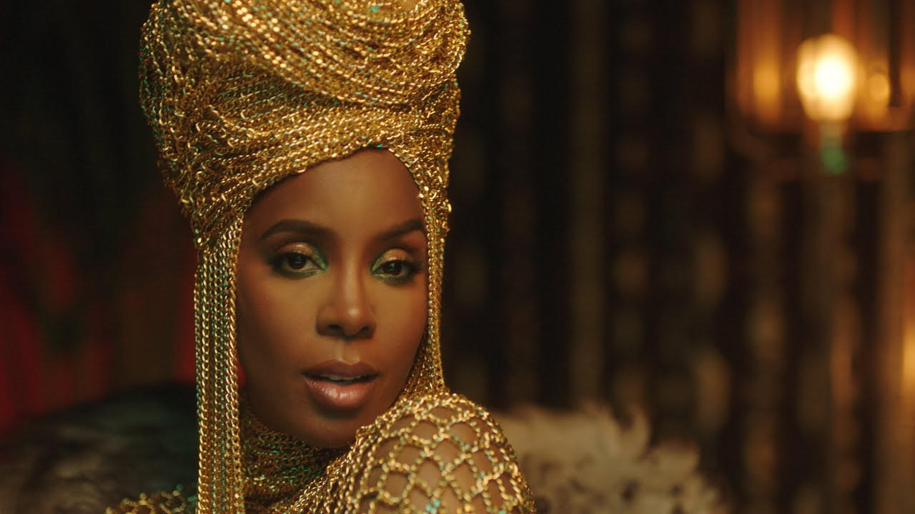Kelly Rowland is back and better than before with this new visual