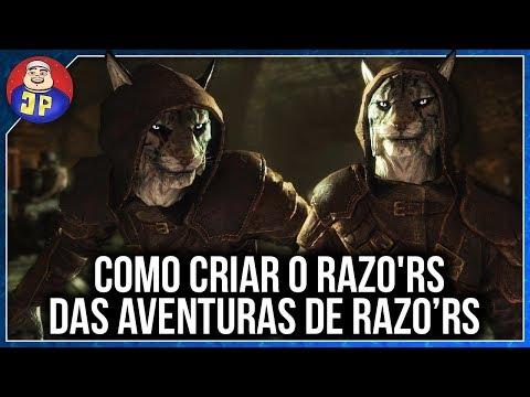 Guia Skyrim Como Criar o Razo'rs (As Aventuras de Razo'rs) thumbnail