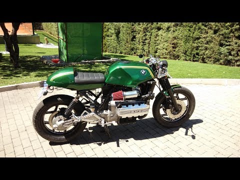 Cafe Racer BMW K100 - Mulafest 2014