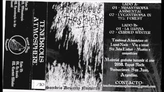 Tenebrous Atmosphere - Sombrío Desierto Nocturno (Full Demo) (Raw Black Metal, Dark Ambient)
