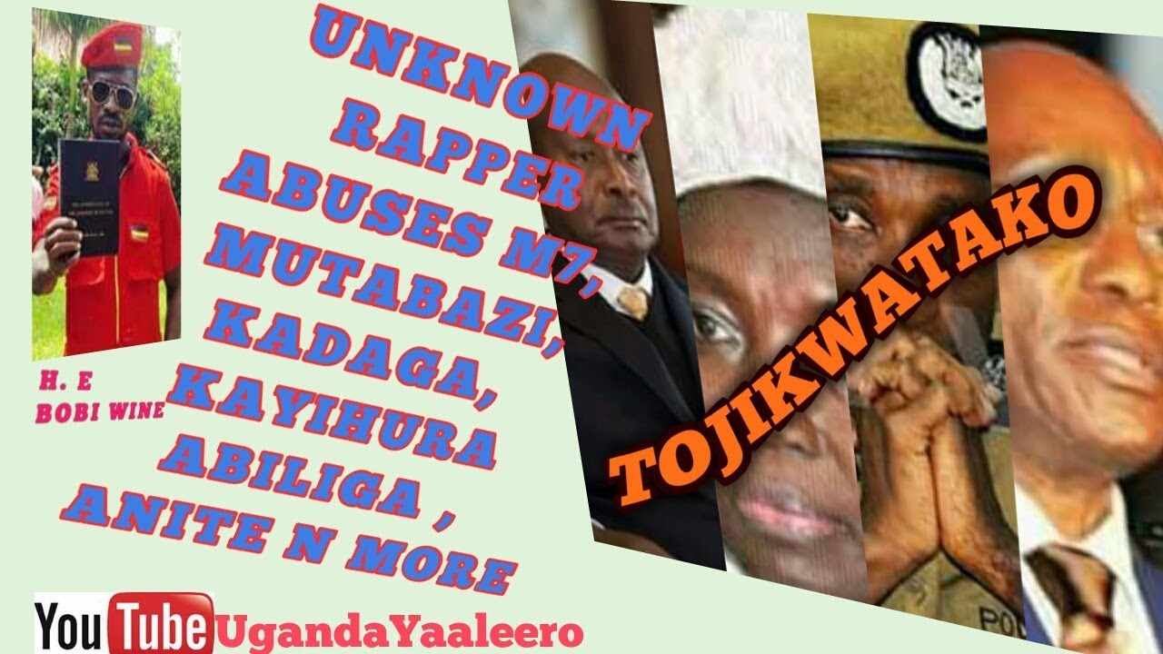 A NEW TOJIKWATAKO  SONG HAS BEEN RELEASED. SO ABUSIVE #1