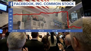 Investor calls for Zuckerberg to reduce role after Facebook's historic stock loss