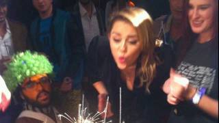 Download Official Pics from Miley Cyrus's 19th Birthday Party ( 23 November 2011 ) MP3 song and Music Video