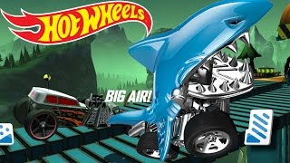 Hot Wheels Race Off - All Creatures Tracks & Cars 🌟🌟🌟 Walkthrough - Android iOS APPS for KIDS