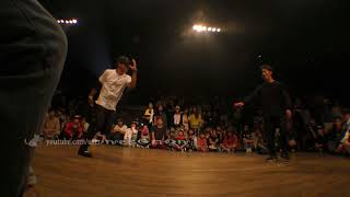 Yu-ki vs Shigekix BEST8 BREAK DANCE ALIVE HERO'S 2018 CHARISMAX KANTO thumbnail